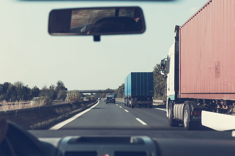Tienes que registrar tu jornada laboral si eres transportista